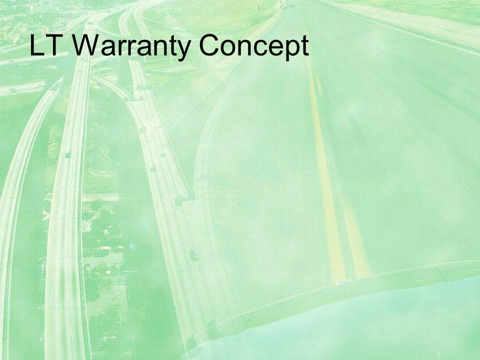 LT Warranty Concept