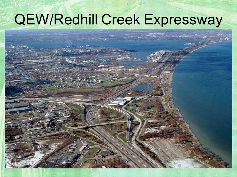 QEW/Redhill Creek Expressway