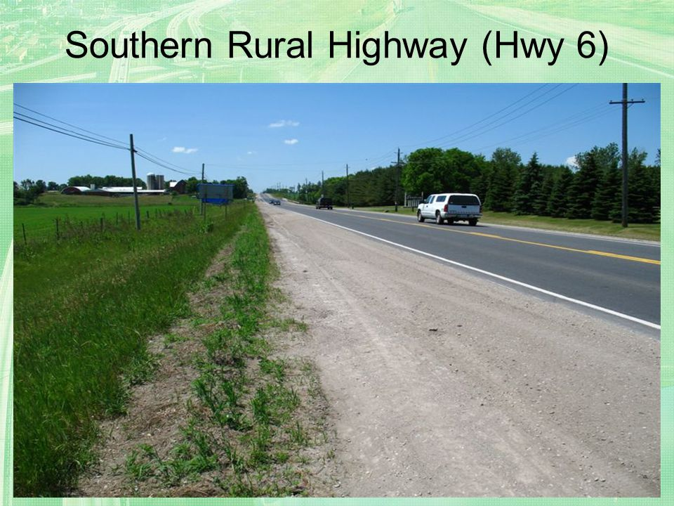 Southern Rural Highway (Hwy 6)