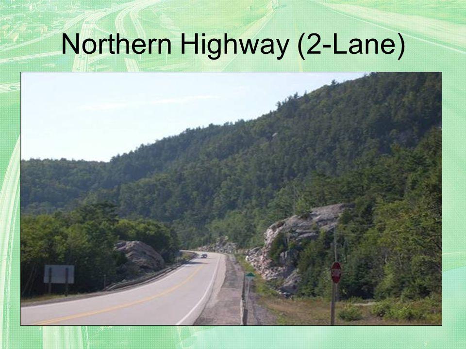 Northern Highway (2-Lane)