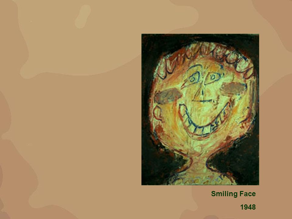 Smiling Face 1948