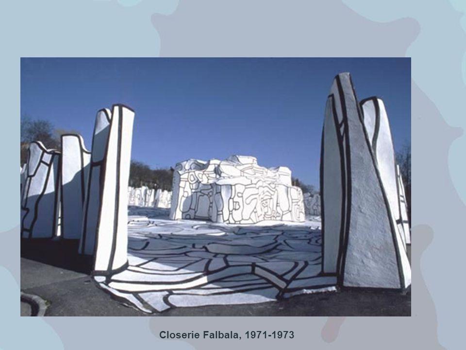 Closerie Falbala, 1971-1973