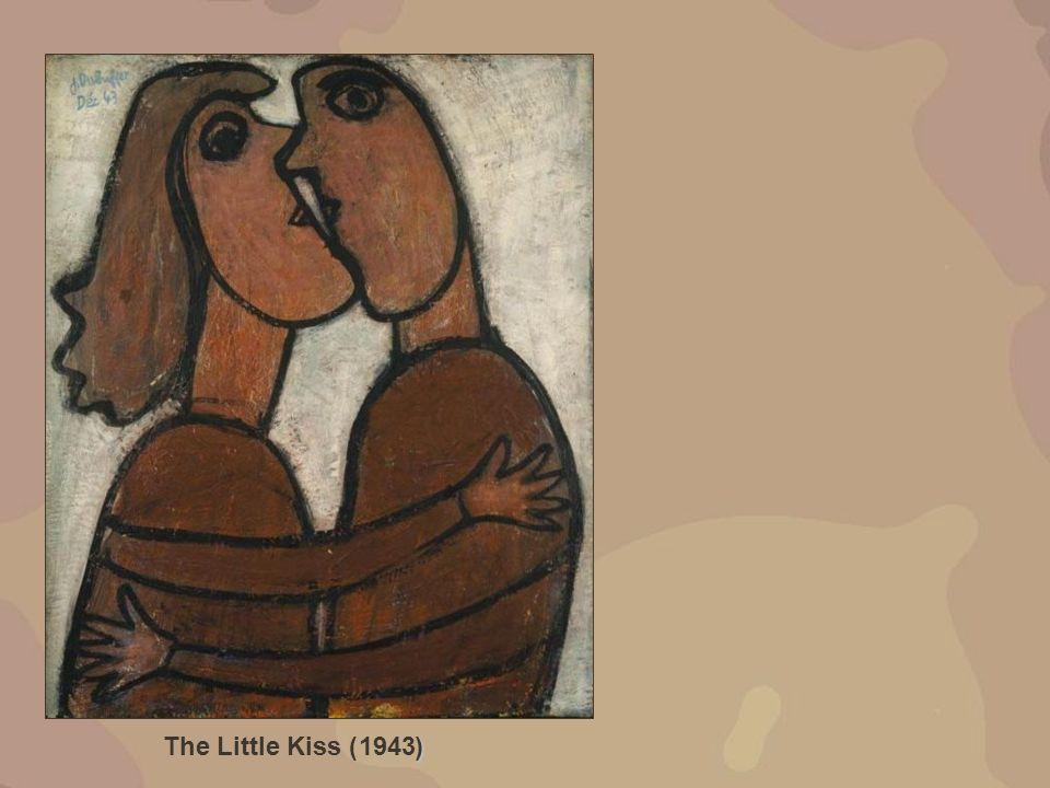 ( The Little Kiss (1943)
