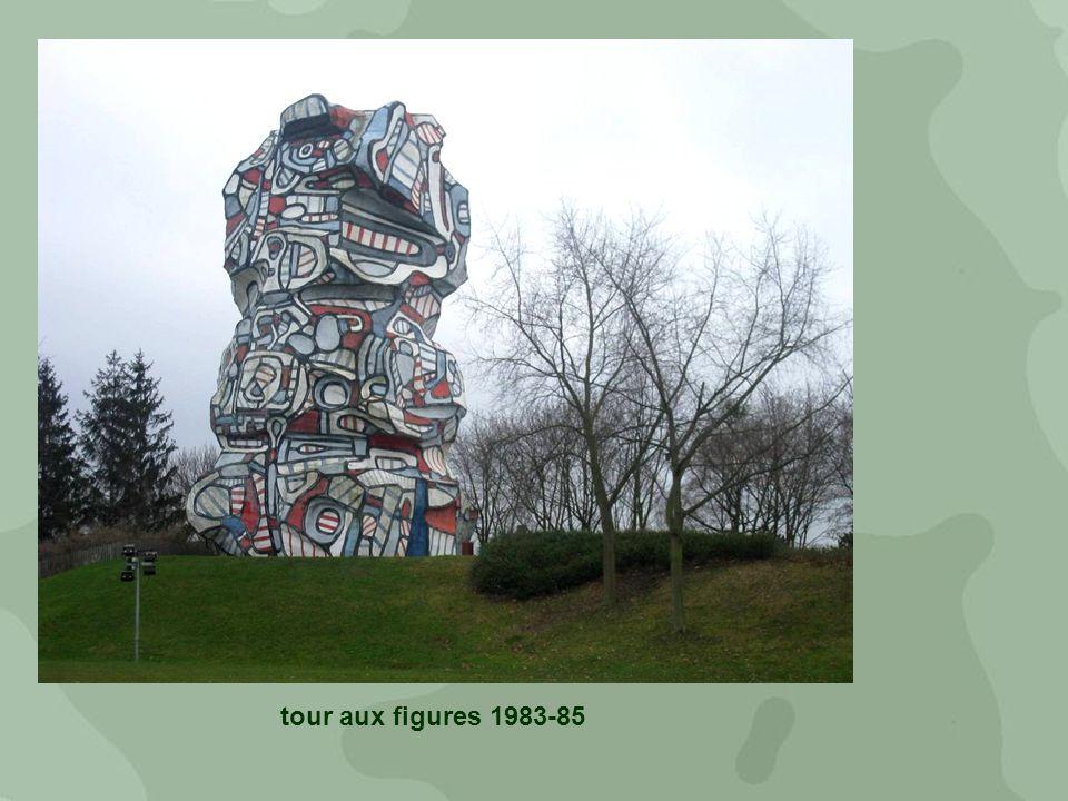 tour aux figures 1983-85