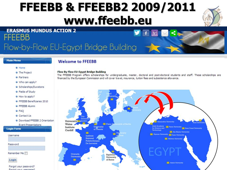 16 April FFEEBB & FFEEBB2 2009/2011