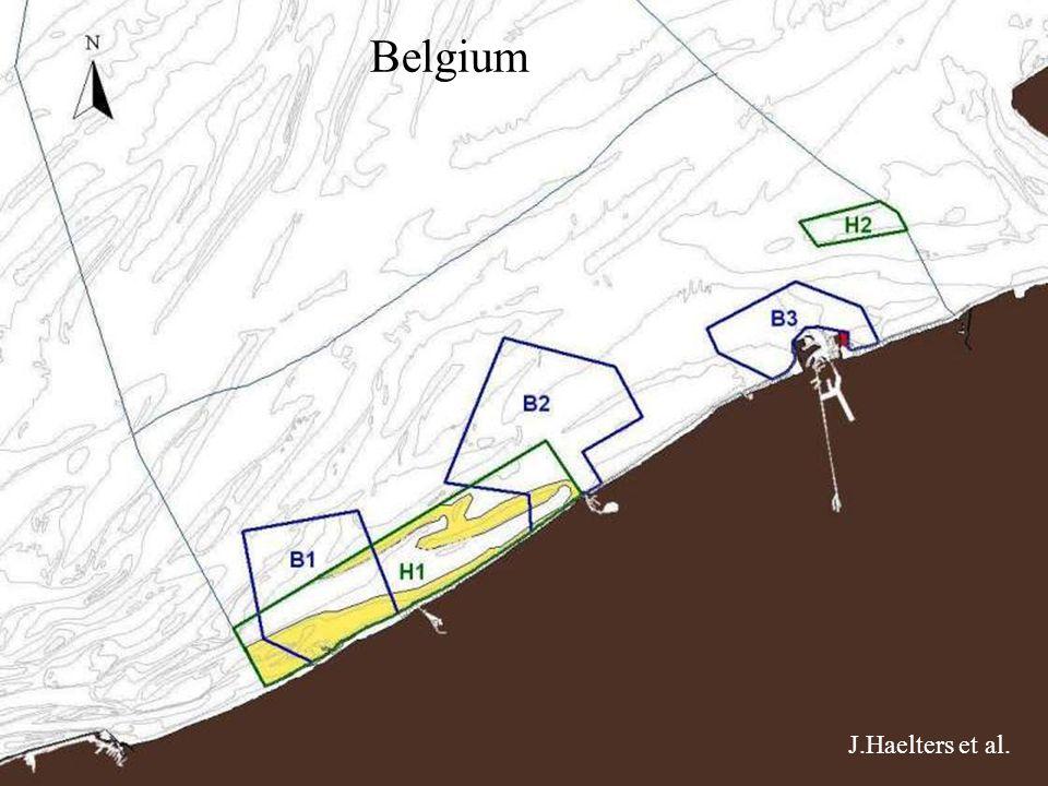 J.Haelters et al. Belgium