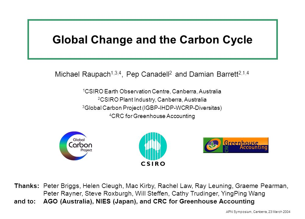Global temperature change CO 2 Emissions (PgCyr -1 ) 2000 2100 2200 2300 CO 2 Concentration (ppm) Inertia in the coupled carbon-climate-human system 650 IPCC Third Assessment (2001)