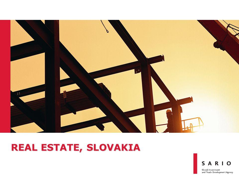 REAL ESTATE, SLOVAKIA
