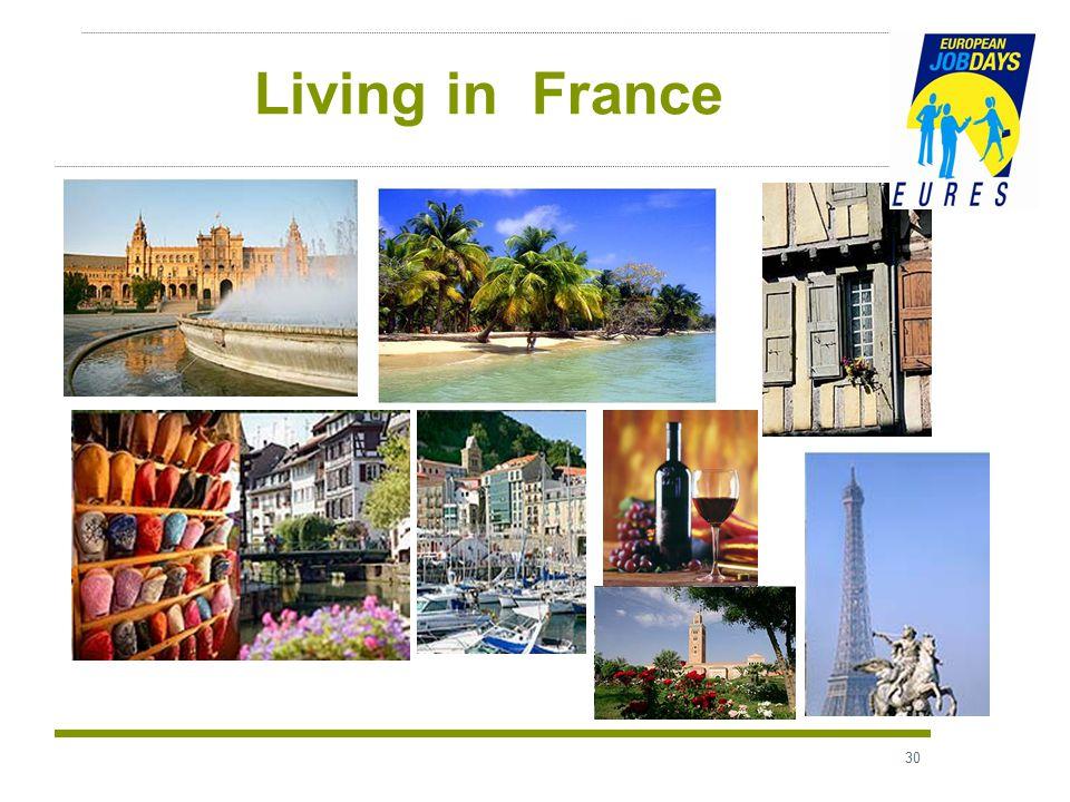 30 Living in France