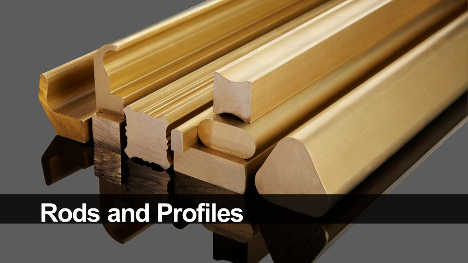 Rods and Profiles