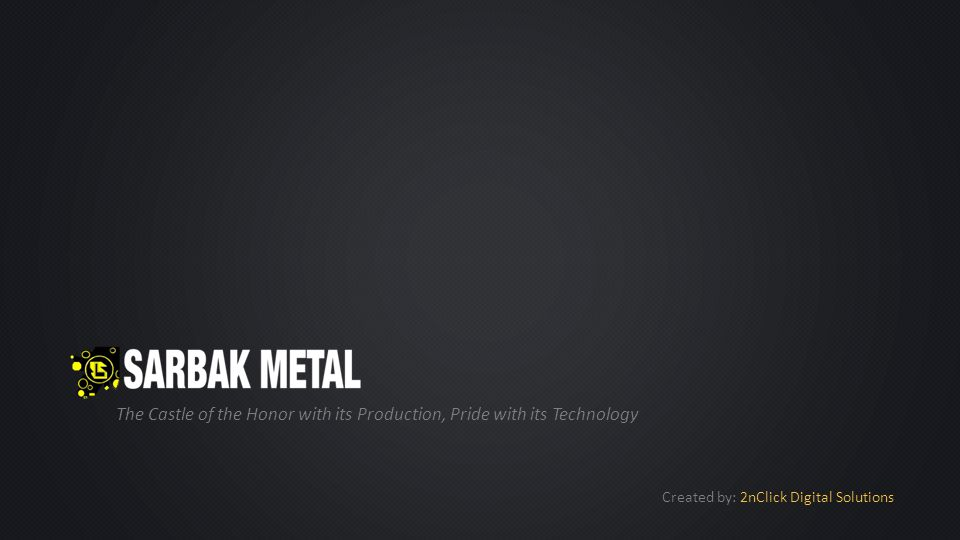 The Castle of the Honor with its Production, Pride with its Technology Created by: 2nClick Digital Solutions