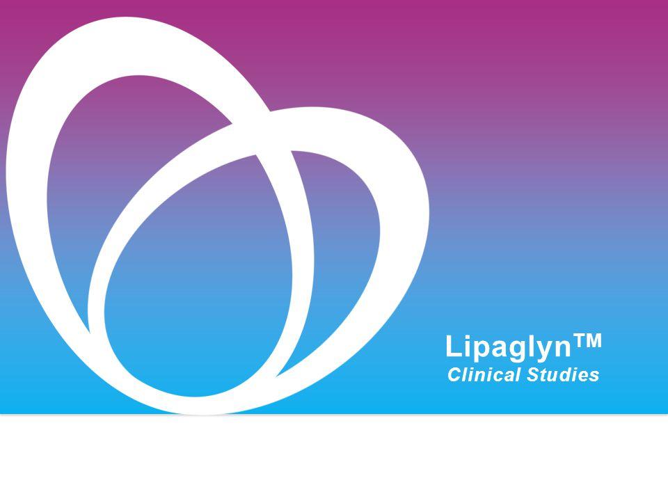 Lipaglyn TM Clinical Studies