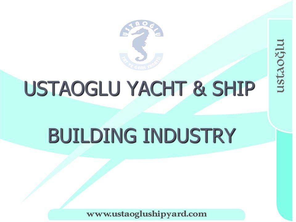 USTAOGLU YACHT & SHIP BUILDING INDUSTRY USTAOGLU YACHT & SHIP BUILDING INDUSTRY