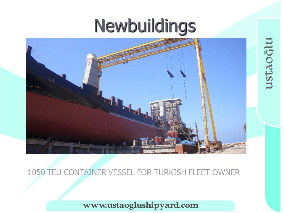 Newbuildings Newbuildings 18.000 DWT OIL CHEMICAL TANKER FOR TURKISH FLEET OWNER