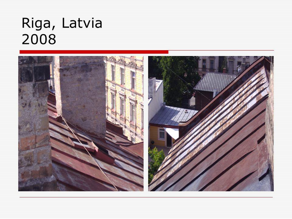 Riga, Latvia 2008