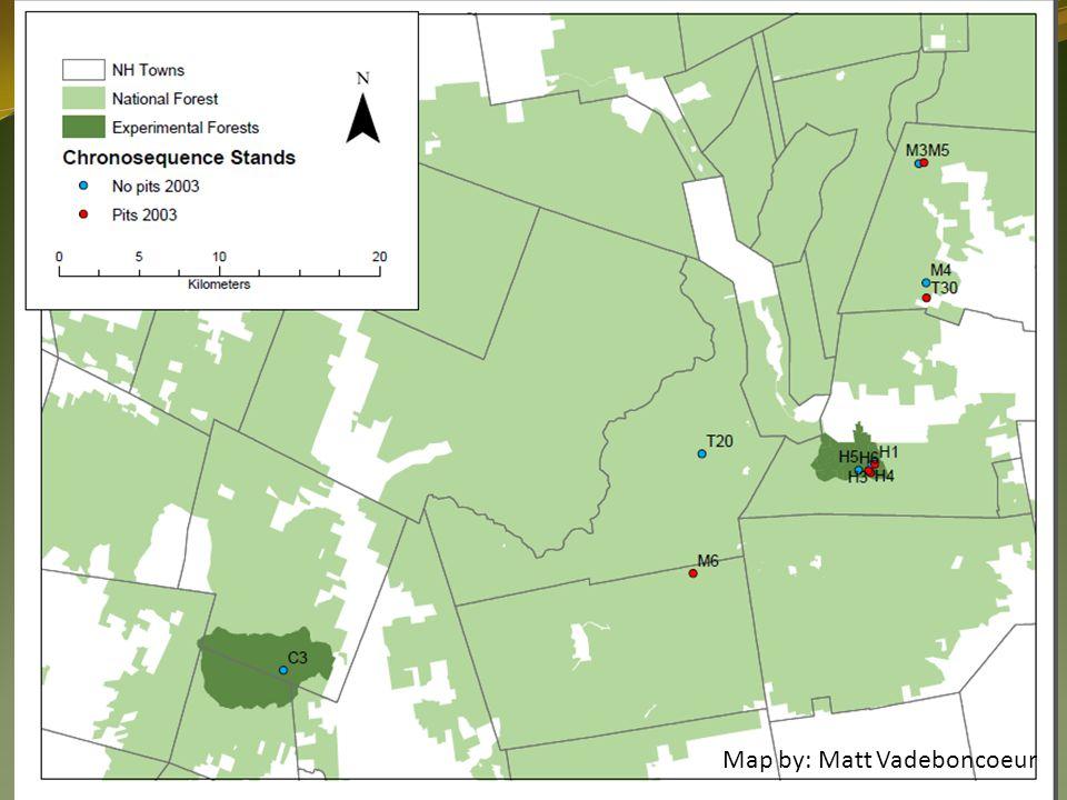Map by: Matt Vadeboncoeur