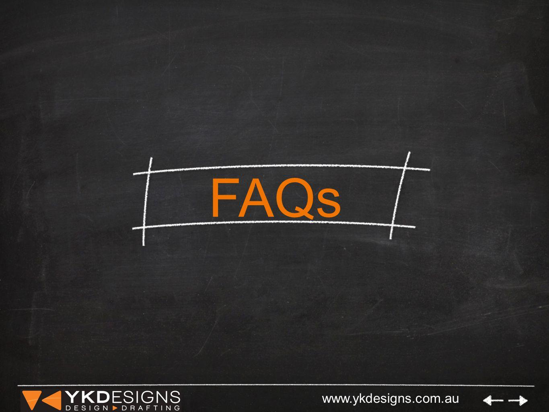 www.ykdesigns.com.au FAQs