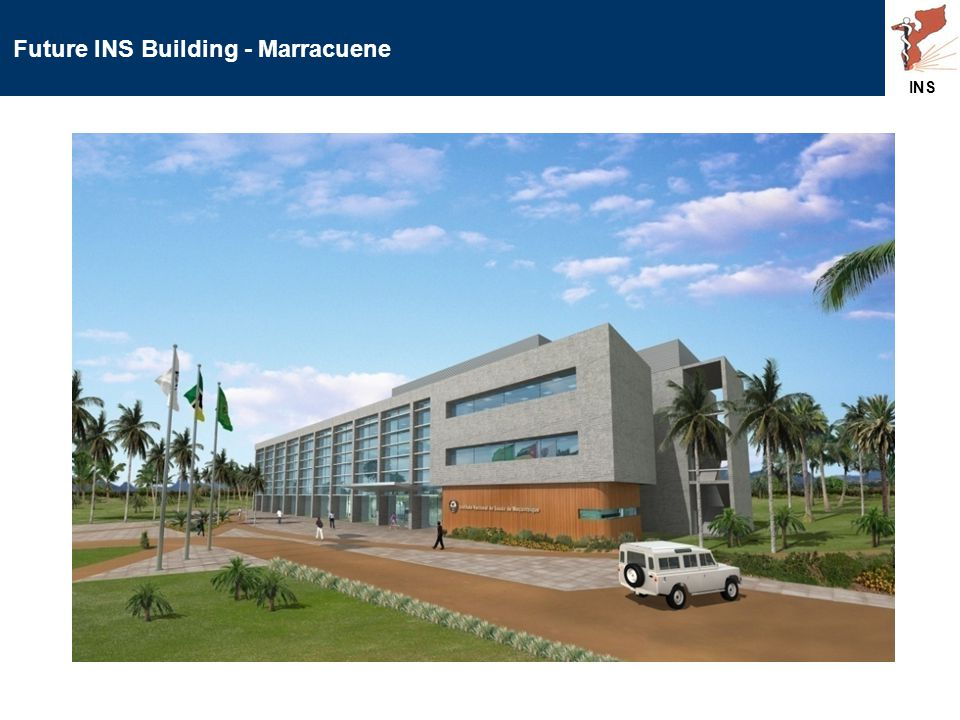 Future INS Building - Marracuene INS