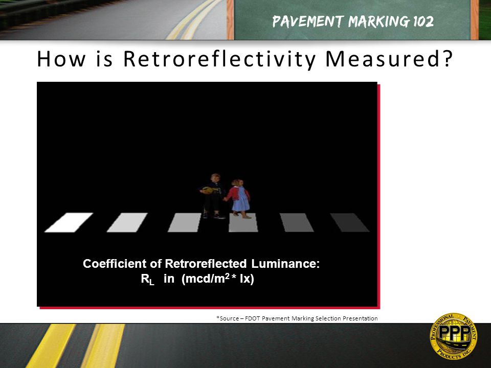 How is Retroreflectivity Measured.