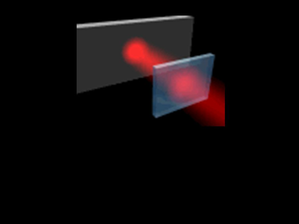 Polarization of Light Normally all e-m waves (Transverse) oscillate in all perpendicular planes at once.