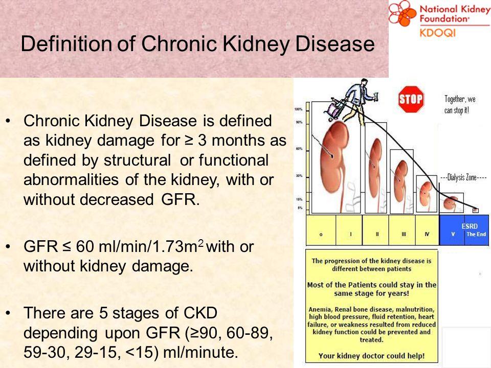 Slow Progression of CKD Control Blood Pressure to slow progression of CKD and lower CVD risk.