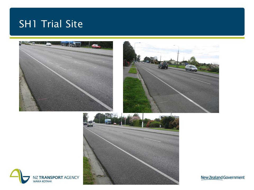 SH1 Trial Site