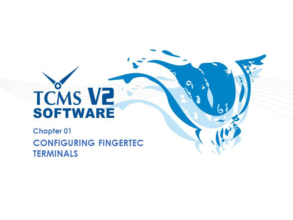 FingerTec offers 4 types of communication methods.