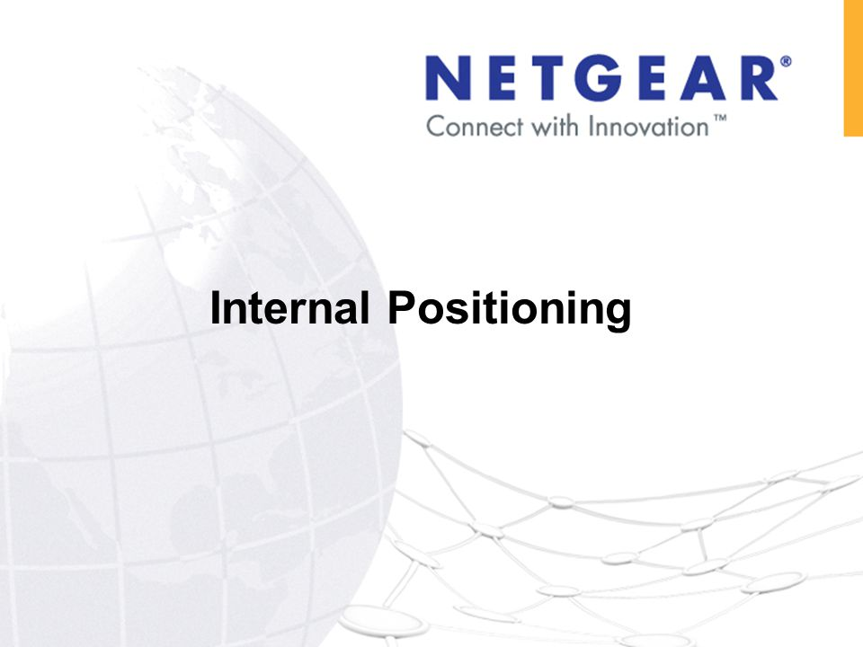 Internal Positioning