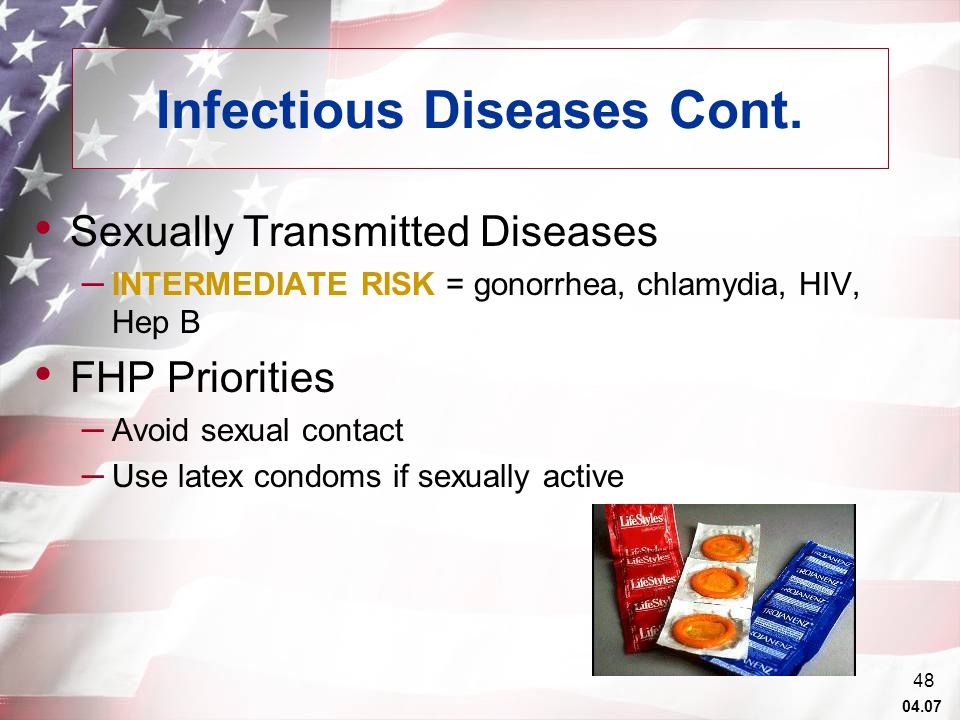 04.07 47 Infectious Diseases Cont.