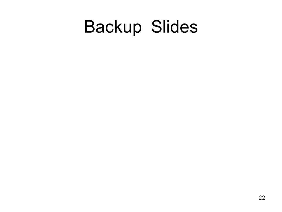 R. Lacey, SUNY Stony Brook 22 Backup Slides