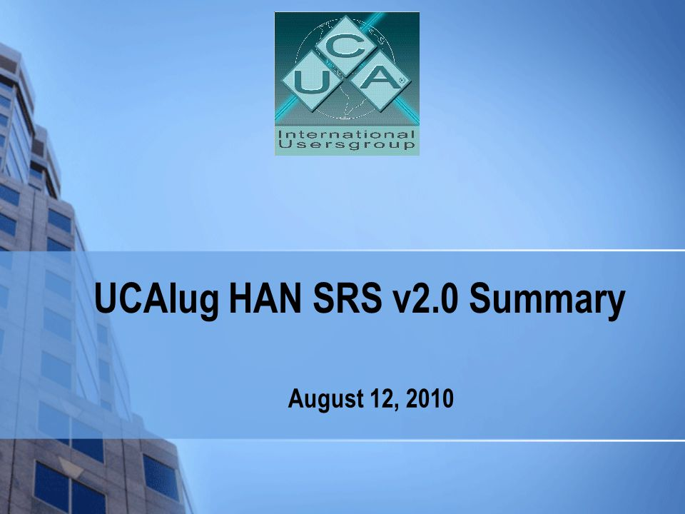 2 Scope of HAN SRS in the NIST conceptual model