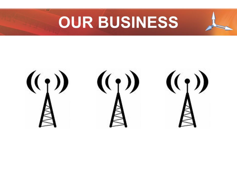 World Class Antenna Technology Wireless Data Networks Technology Cellular Products Defence & Specialised projects & products Our Business What we do 10