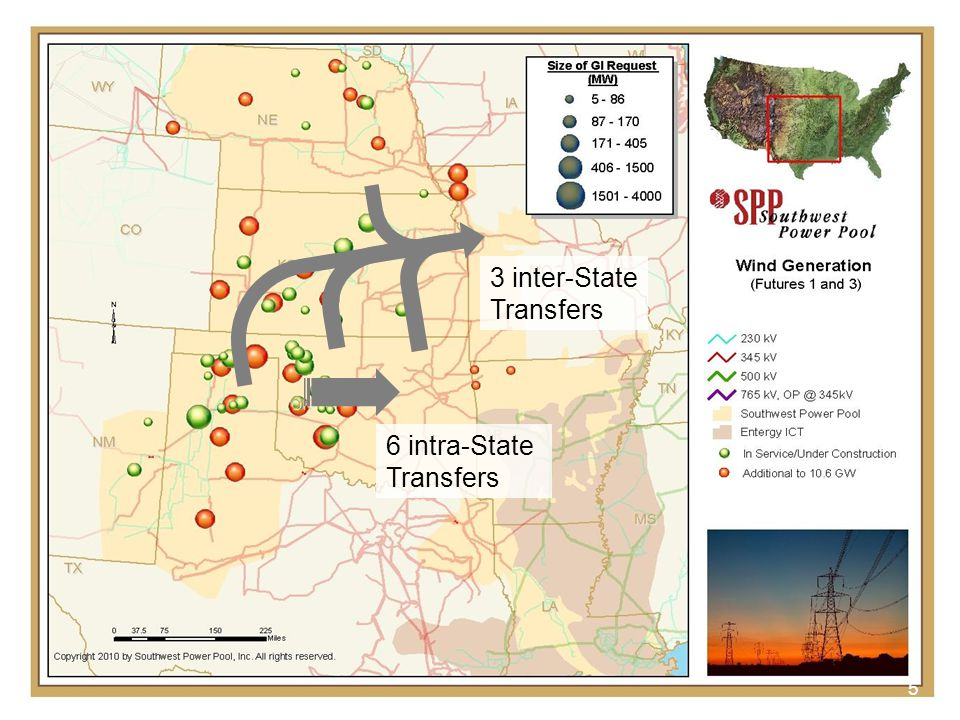 SPP.org 6 Satisfying the Future's Requirement The expected wind energy must be achieved while maintaining voltage  Each state's capacity and wind requirement modeled as a source-sink transfer  PV analysis  Transfer increased until near voltage collapse