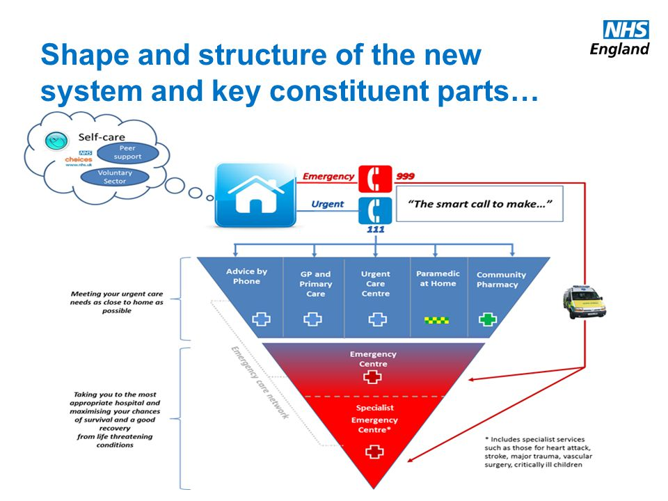www.england.nhs.uk Shape and structure of the new system and key constituent parts…