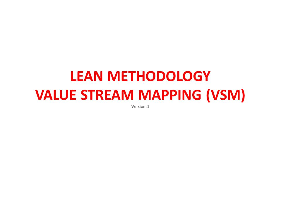 Agenda Brief Overview Of LEAN & LEAN Values What Is Value Stream Mapping & Benefits Various Examples Of Value Stream Mapping 12 Case Study Of Value Stream Mapping – Import Gateway (Transition) AOB