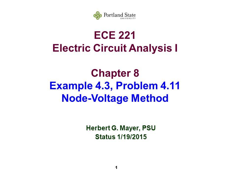 2 Syllabus Example 4.3 Example 4.3 Problem 4.11 Problem 4.11