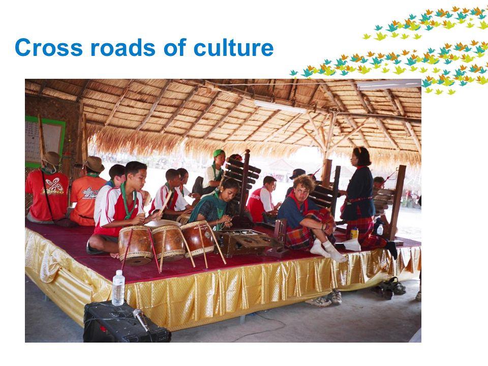 Cross roads of culture