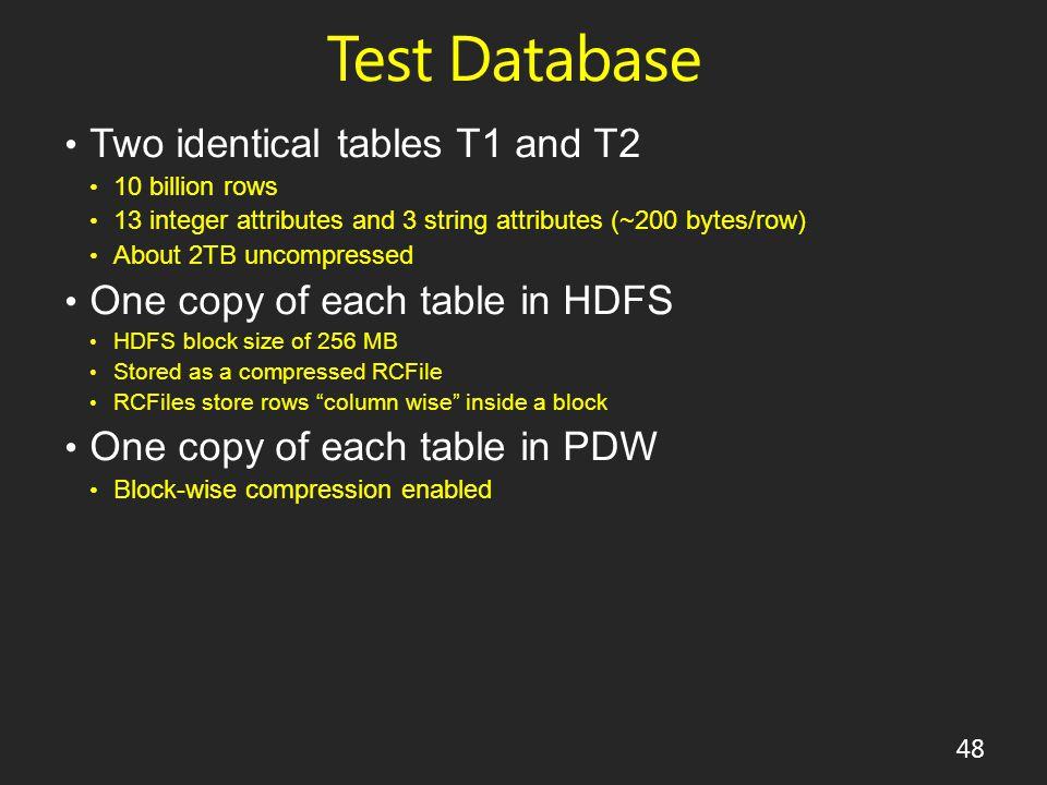 Test Database 48