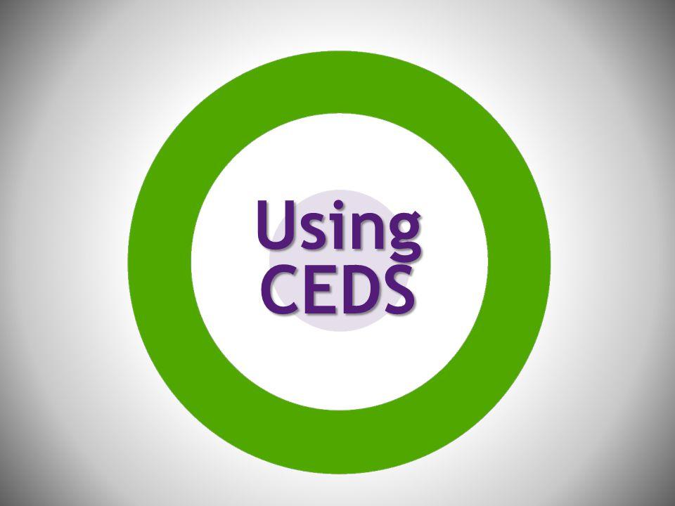 Using CEDS