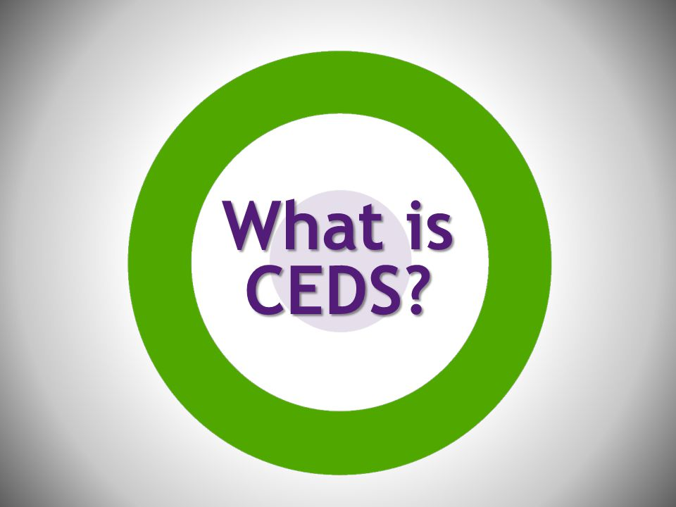 What is CEDS?