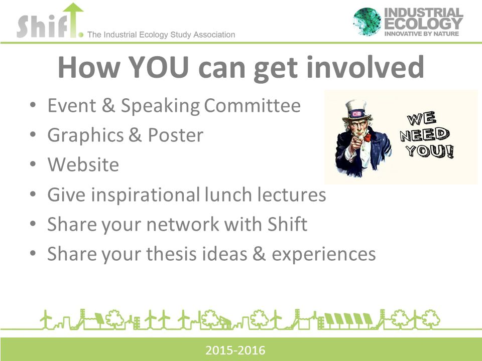 Membership It's easy, highly useful & lots of fun Go to: http://iesashift.nl/2015/02/24/become-a- member/ http://iesashift.nl/2015/02/24/become-a- member/ Or email: communication@iesashift.nl 2015-2016