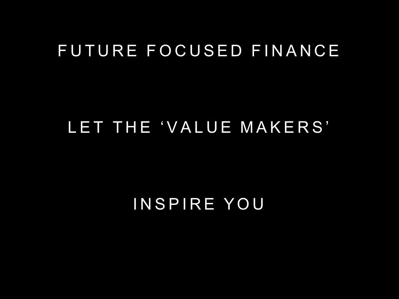 Jonathan Lumb Future Focused Finance Value Maker Music Michael W. Smith Freedom
