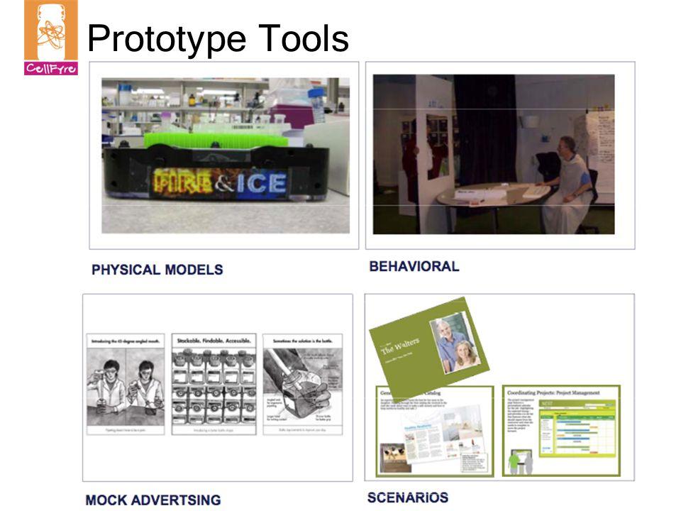 Prototype Tools