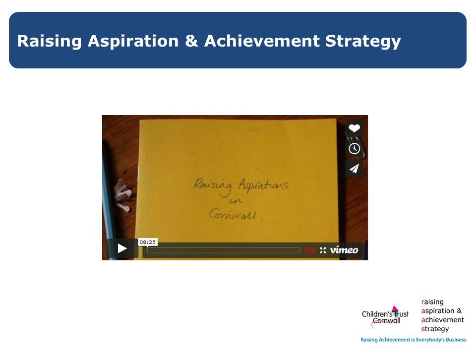 Raising Aspiration & Achievement Strategy
