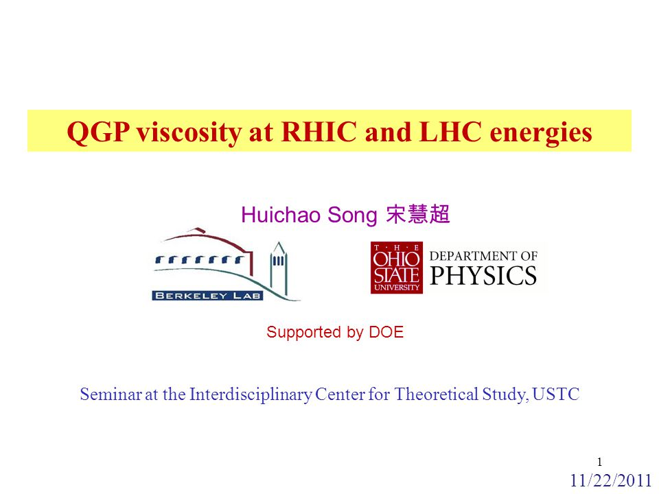 -initial conditions -EoS: s95p-PCE Huovinen & Petreczky10 -chemical composition of HRG -viscosity of HRG -bulk viscosity: <20% Viscous Hydro + URQMD Extracting QGP viscosity from RHIC data Song & Heinz, PRC 09 Theoretical Modeling 22 Song, Bass & Heinz, PRC2011 -initial conditions