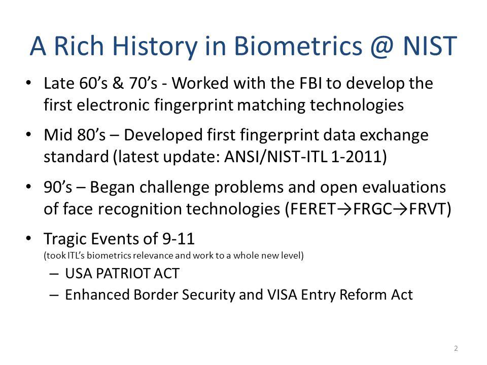 For More Information… Web  http://fingerprint.nist.gov/latent Email  sorandi@nist.gov