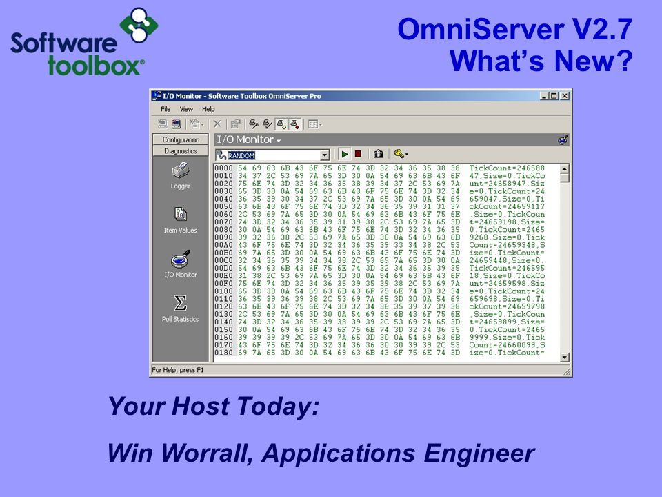OmniServer V2.7 What's New.