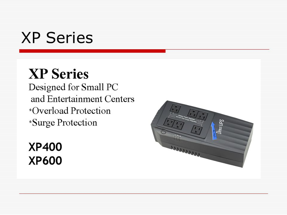 Direct Power Series
