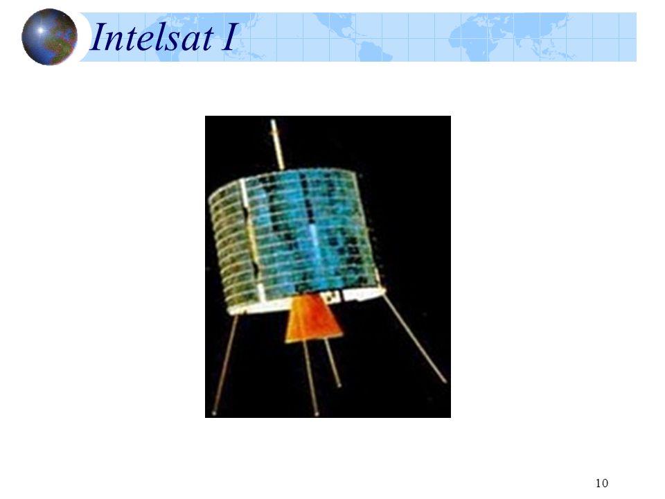 10 Intelsat I