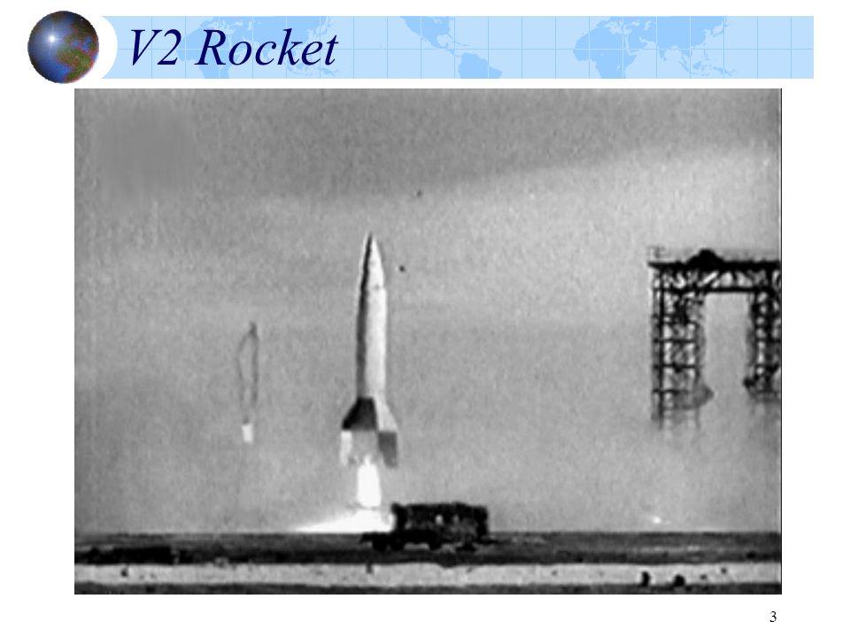 3 V2 Rocket